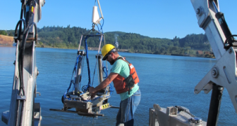 Grays Harbor Navigation Channel Dredged Material Characterization  Seattle, Washington