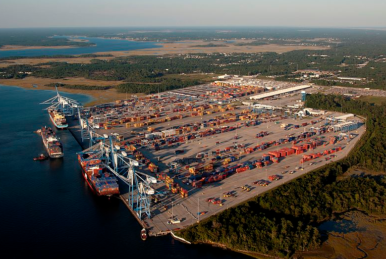 South Carolina Ports Authority Reported above Market Growth for Fiscal Year 2014