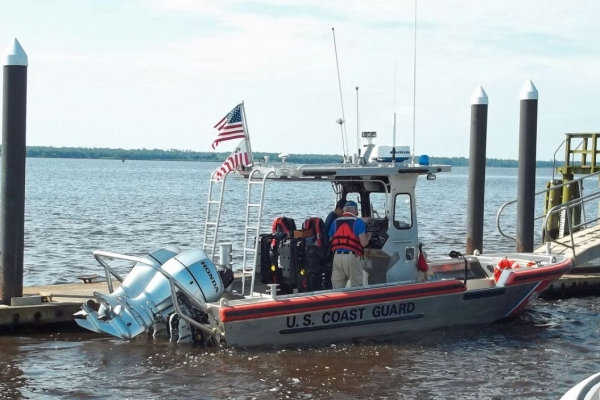 Evaluation of Dredged Material Proposed for Upland Disposal, USCG Station Georgetown, Georgetown, South Carolina_pic3.JPG